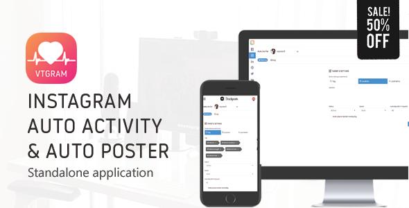 VTGram - Instagram Tool For Marketing